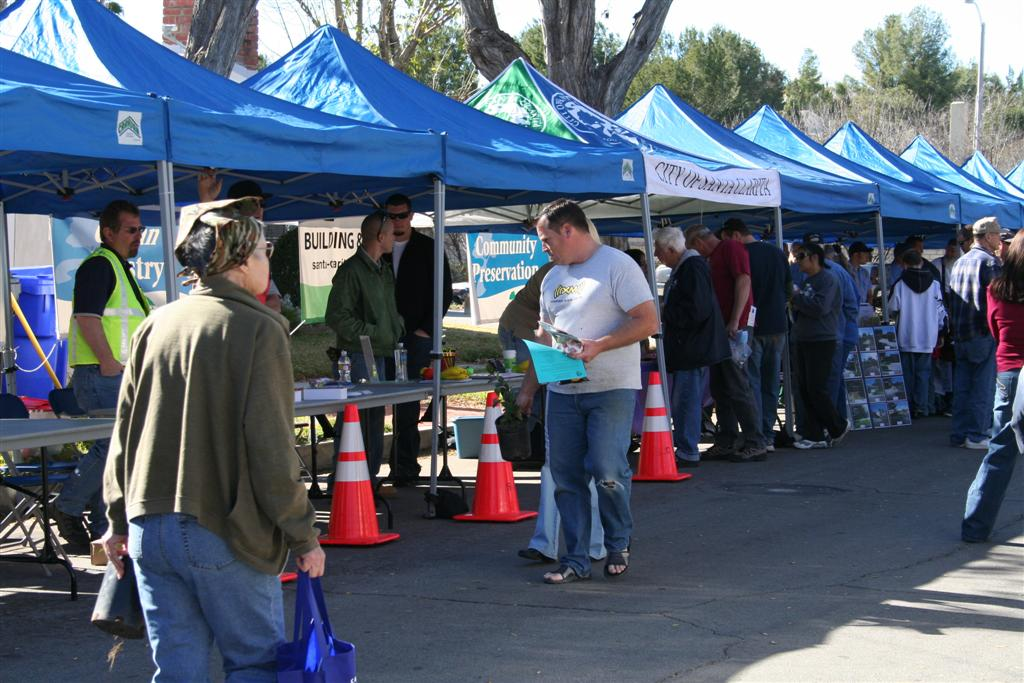 The Extreme Neighborhood Makeover in Saugus was attended by hundreds of residents.