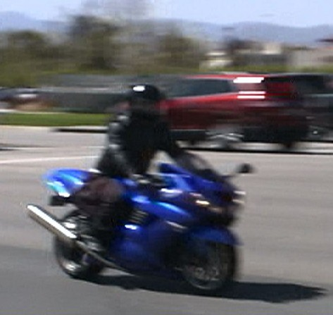The City has its eye on motorcycle safety.