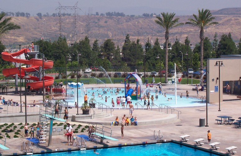 Santa Clarita residents will surely look to beat the heat this summer at the Aquatic Center