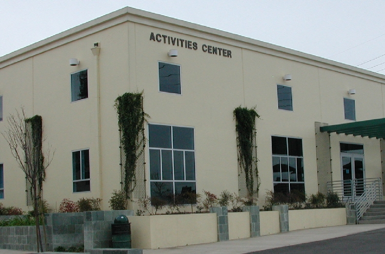 The City of Santa Clarita's Activities Center will host popcorn and a movie
