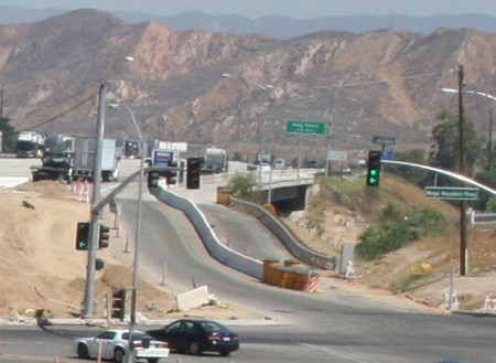 Both lanes on the northbound on-ramp will open within the month