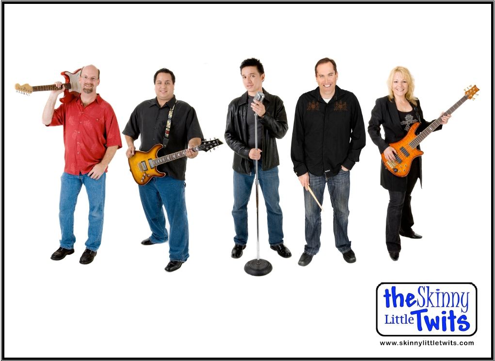 The Skinny Little Twits are known as one of California's best Classic Rock and Dance Bands