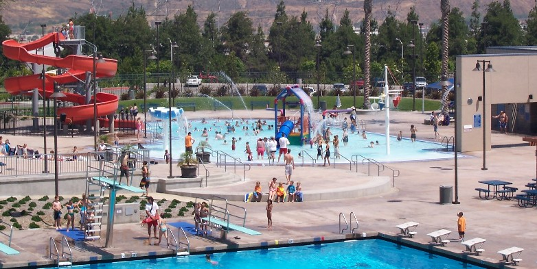 The City's Aquatic Center is a popular place to cool off this summer