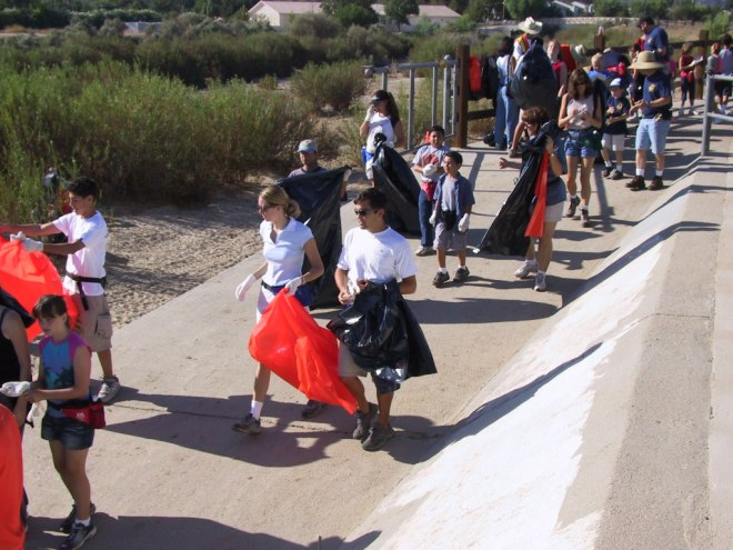 Hundreds of Santa Clarita residents expected again at this years River Rally.