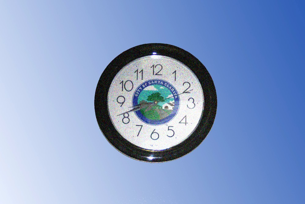 Daylight savings is March 9.