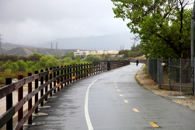 bike path rain sm