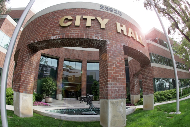 Click image to view City Hall's hours of operations.