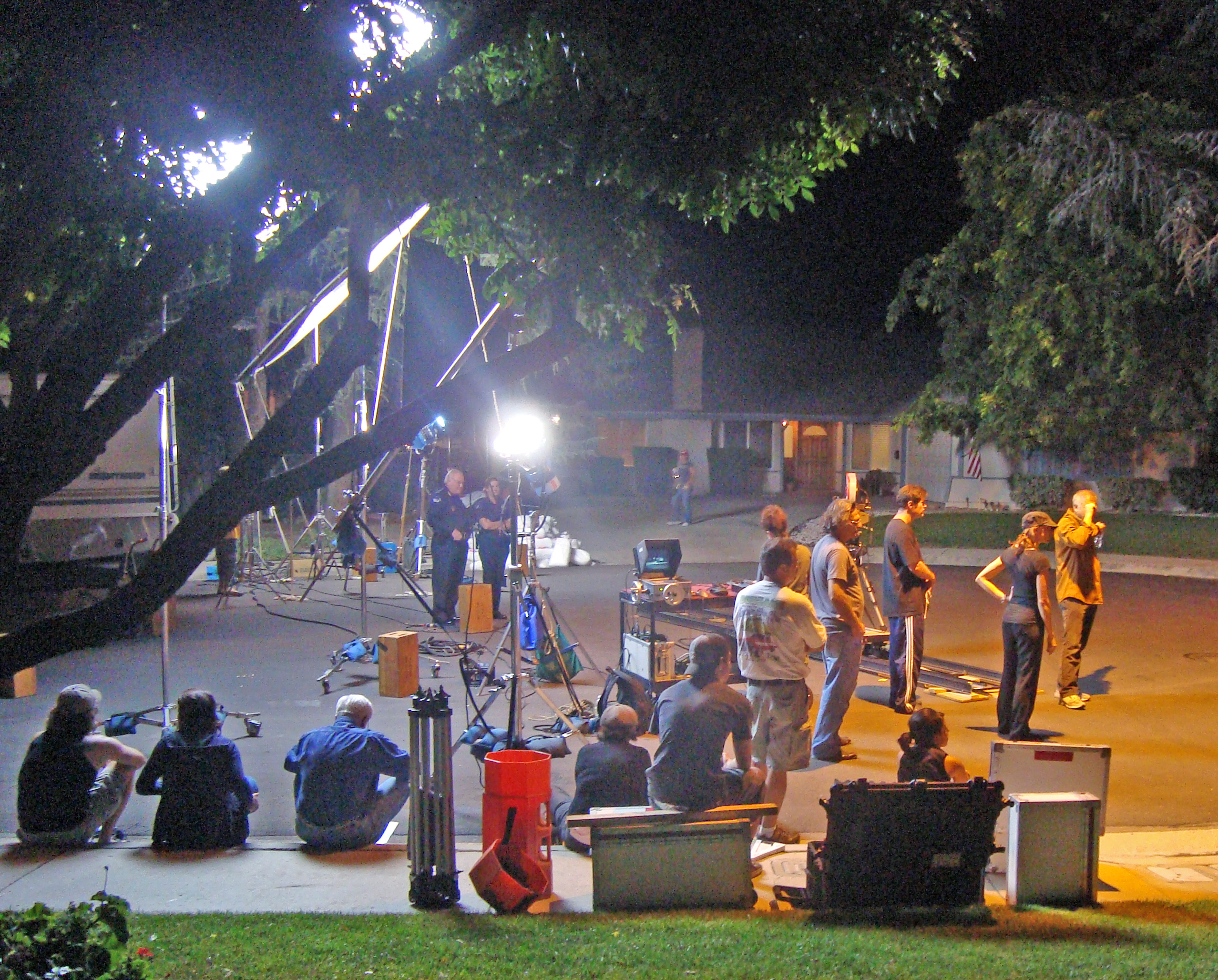 Neighborhood film