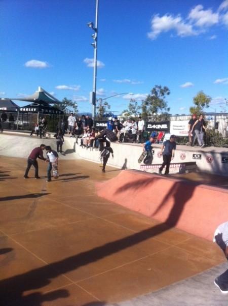 element contest skate park 2