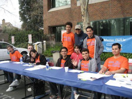 ATOC Volunteers
