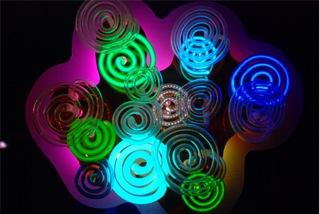 LIGHT SLAM Neon Linda P