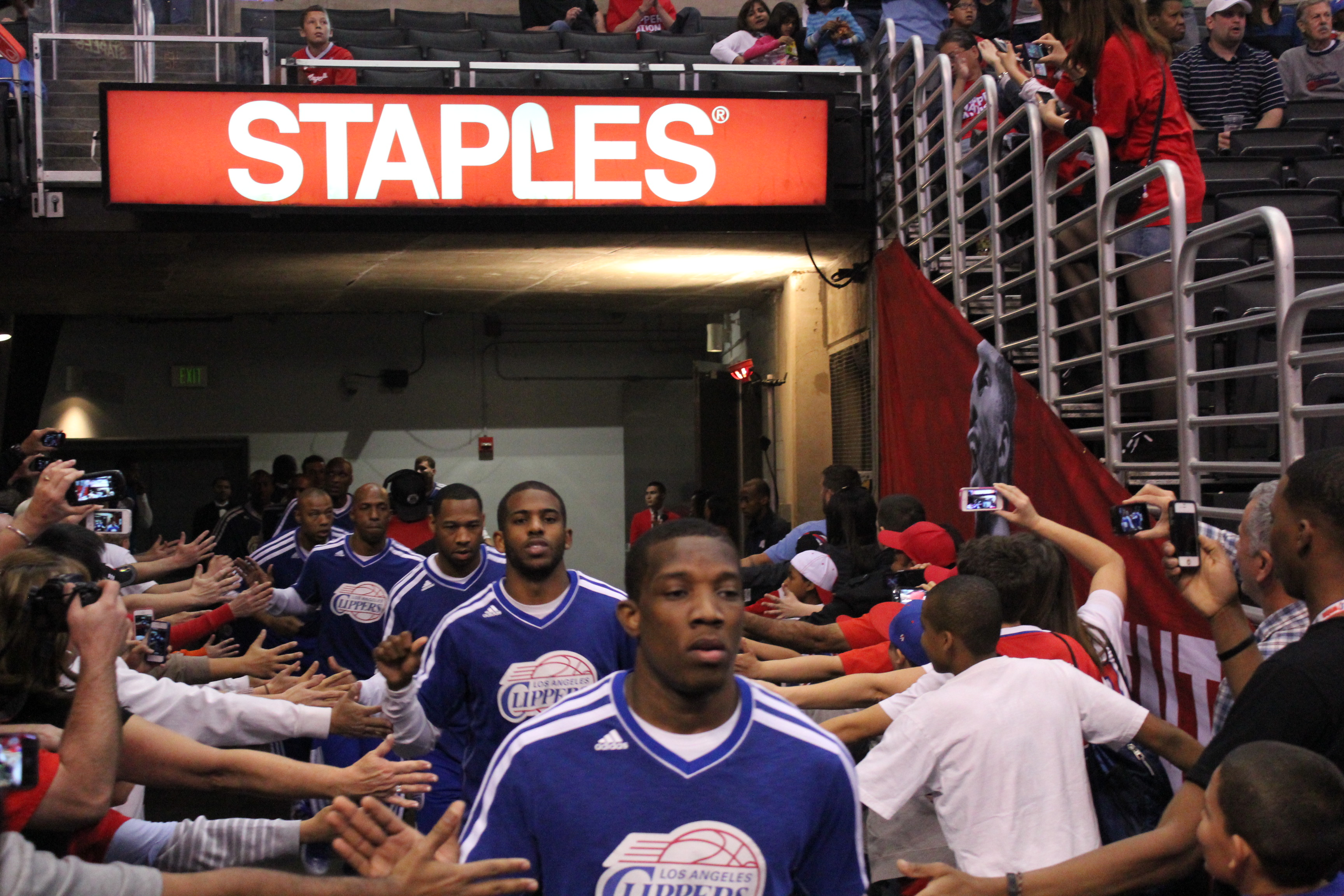 LA Clippers Day 2013 1