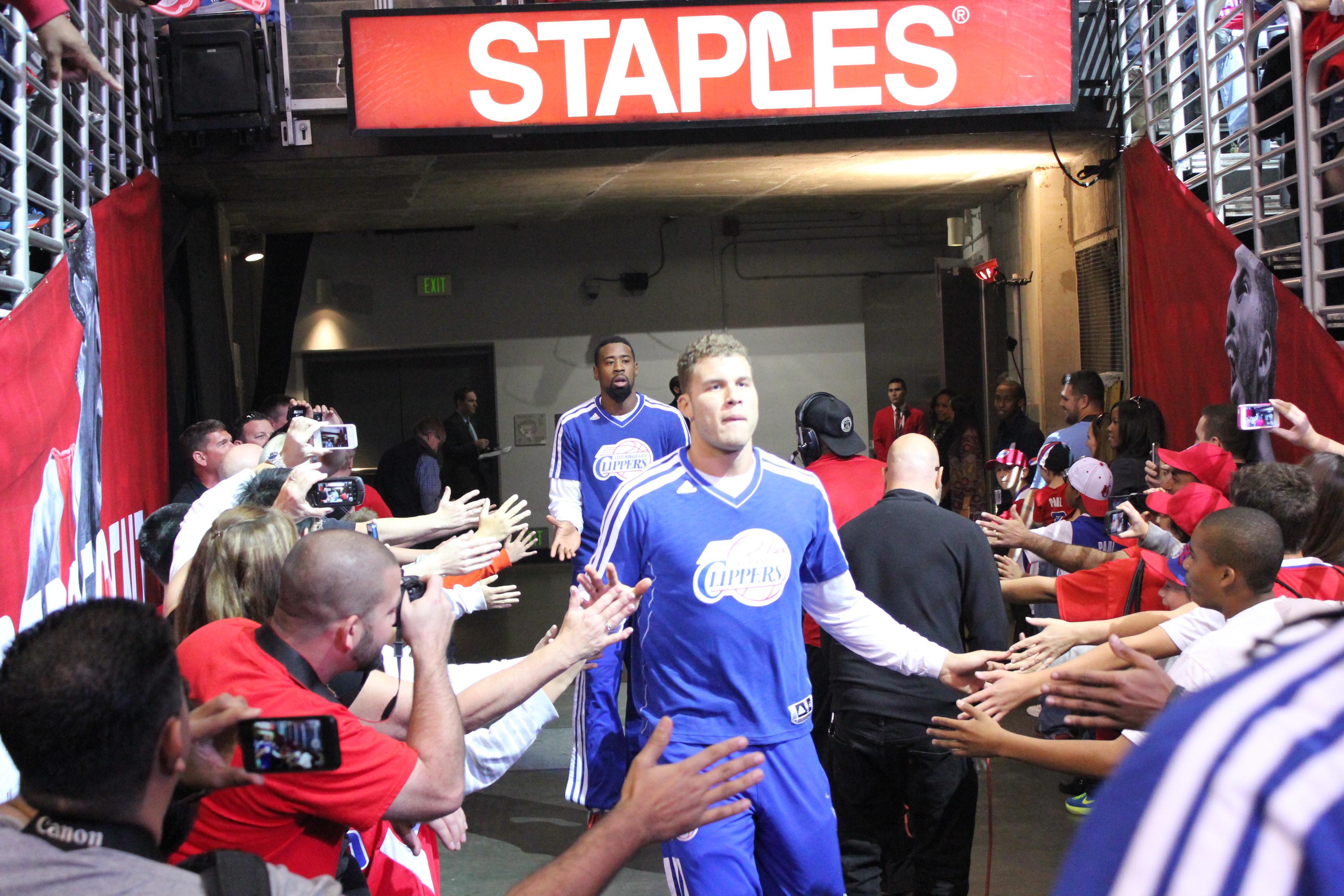 LA Clippers Day 2013 2