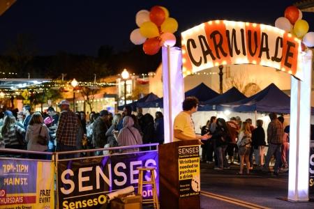 Senses Carnivale 1