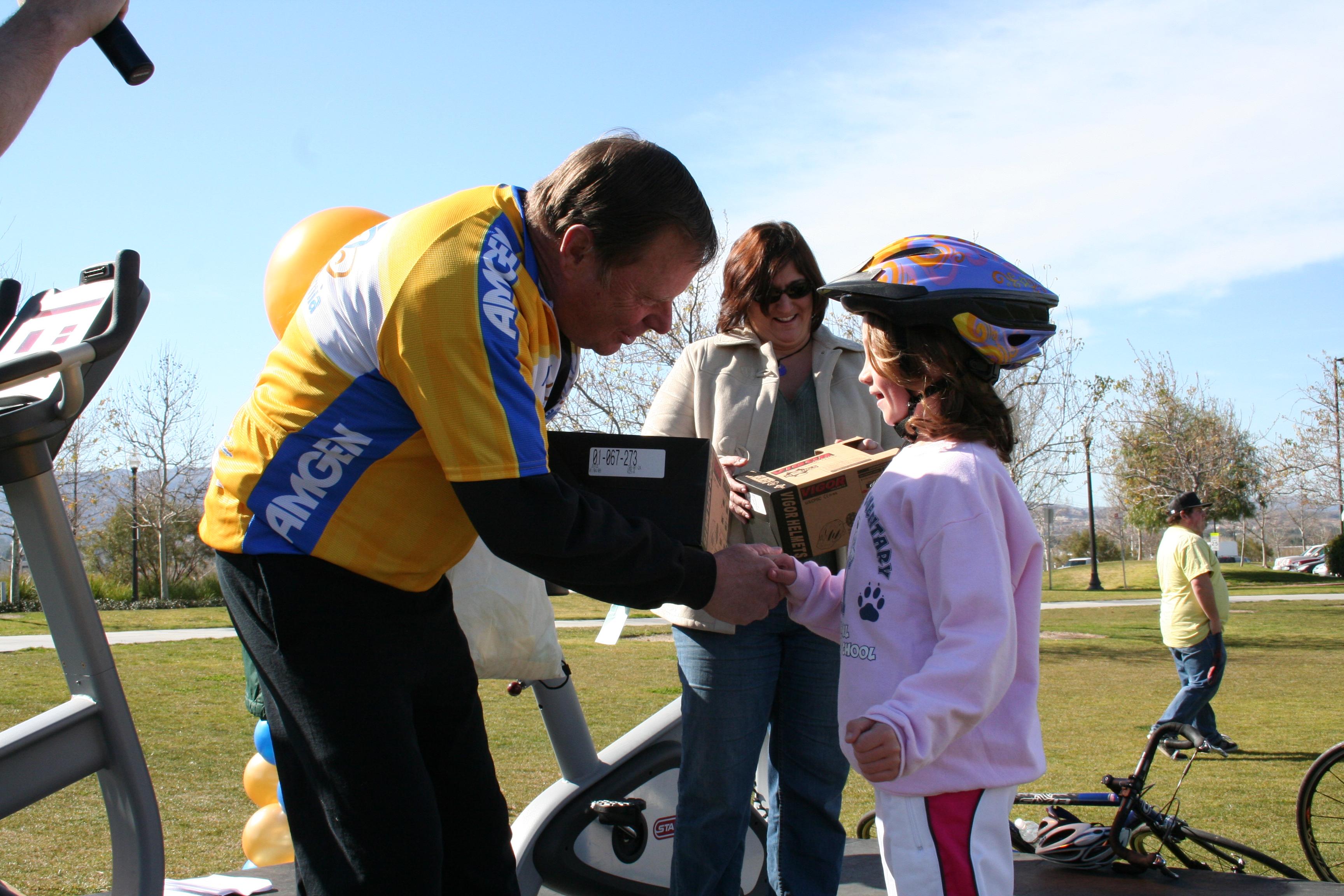 Hit the Trail Mayors Ride Bike Ride 4