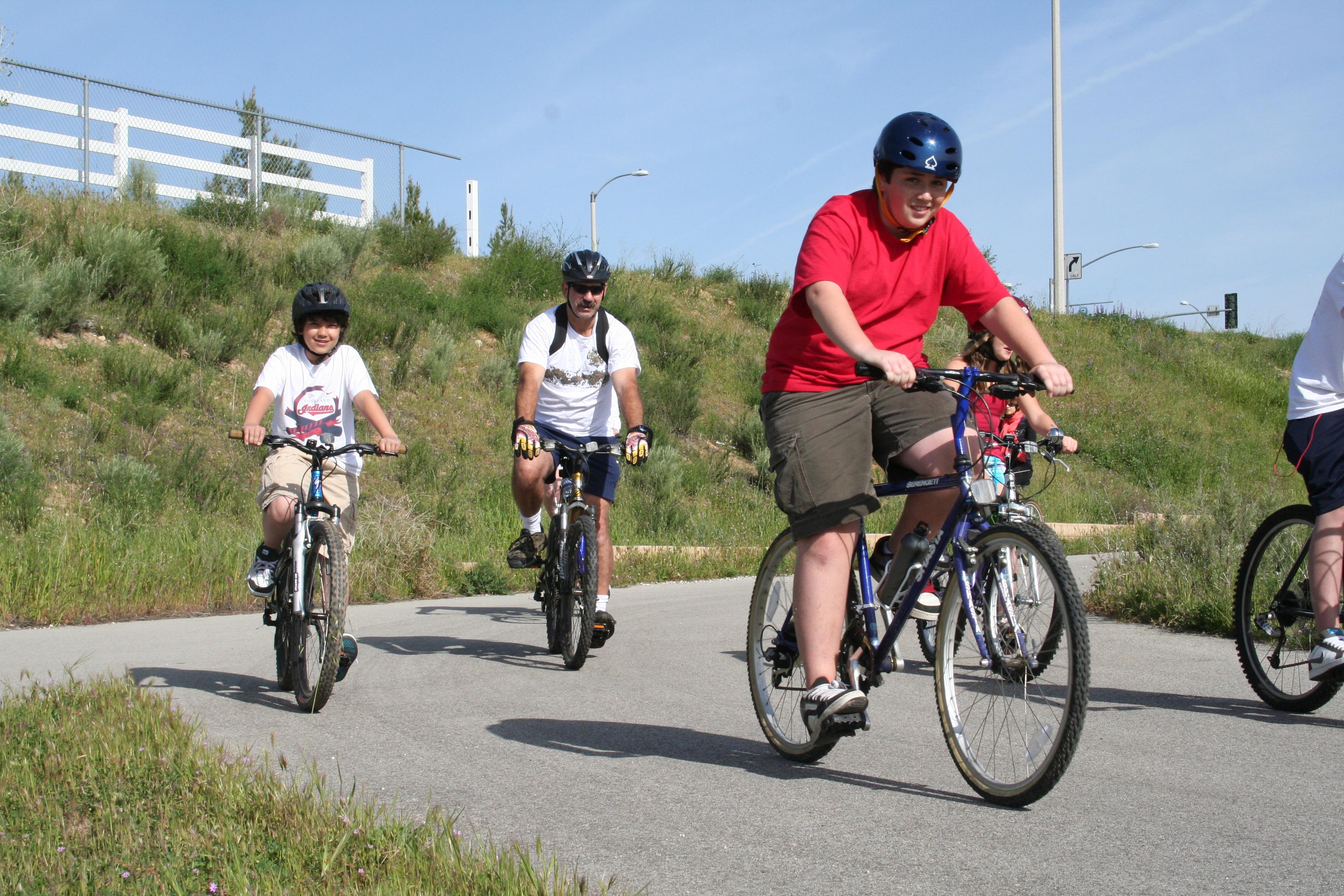 Hit the Trail Mayors Ride Bike Ride 6