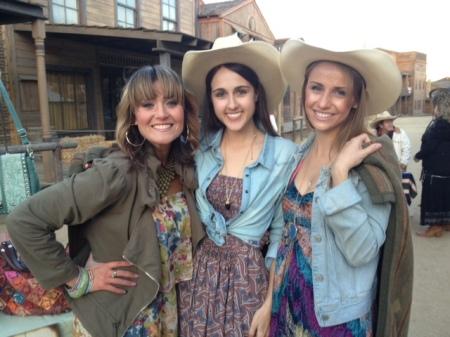cowboy festival allie mckay ktla 2