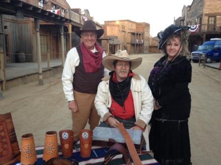 cowboy festival allie mckay ktla 3