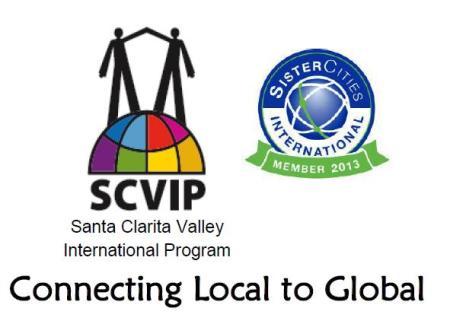 SCVIP Sisters Cities Santa Clarita