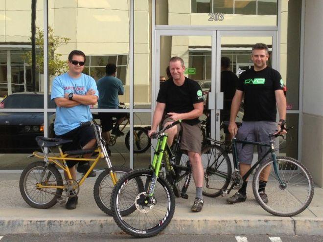 2013 Bike to Work Day 1