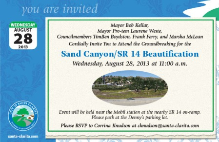 Sand-Canyon-SR14-Groundbreaking_Evite