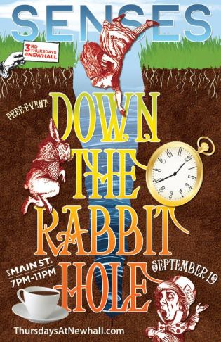 Sense Down by the Rabbit Hole September 2013