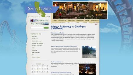 Winter Activities Visit Santa Clarita