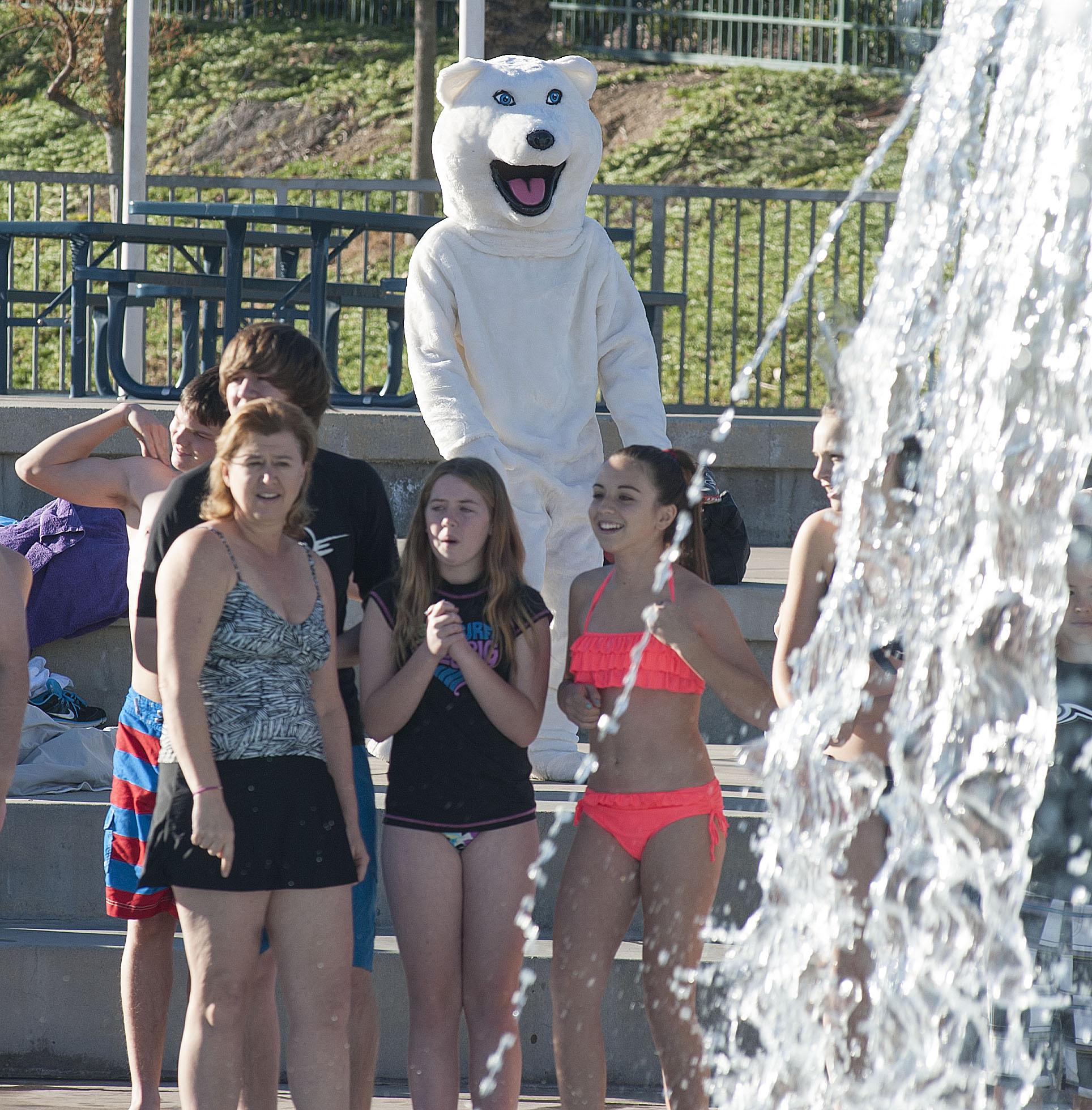 polar bear swim 8