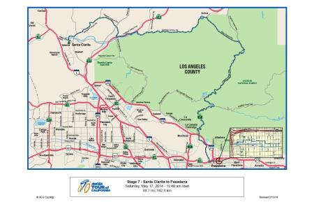 Stage 7 ATOC 2014 Map