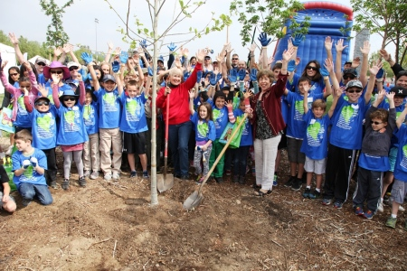 Earth Arbor Day 20142