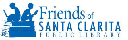 Friends of the Santa Clarita Library Logo
