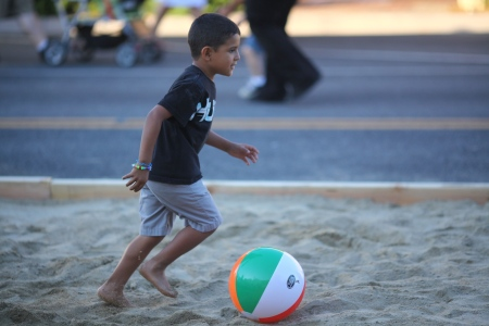 Summer Bash Beach Ball
