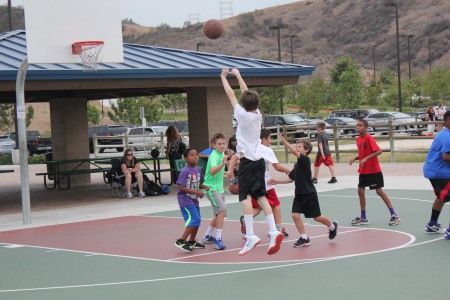 youth sports basketball 2