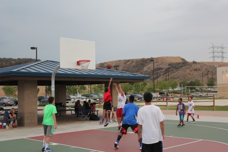 youth sports basketball 3