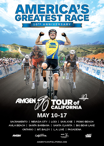 Details of the Amgen Tour of Amgen Tour of California were announced earlier today.