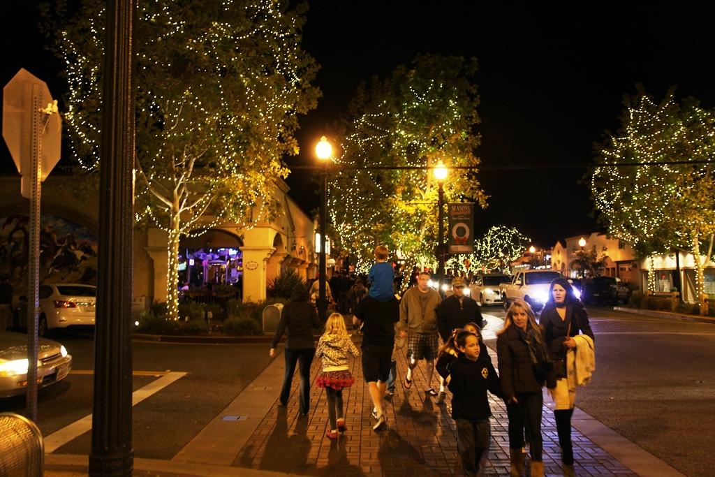 Light Up Main Street 2014 5