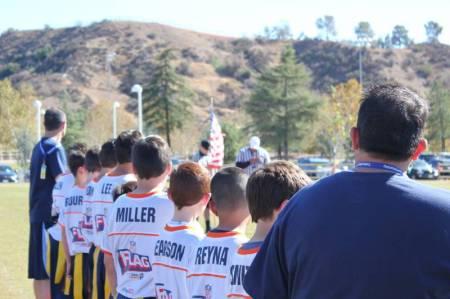 Youth Sports Fall Flag Football 2014 1