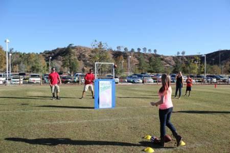 Youth Sports Fall Flag Football 2014 4