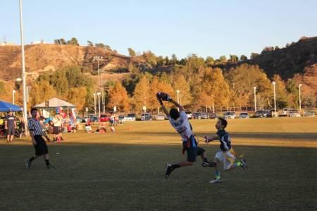 Youth Sports Fall Flag Football 2014 6