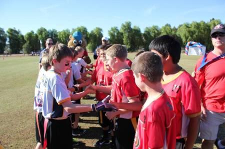 Youth Sports Fall Flag Football 2014 7