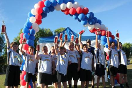 Youth Sports Fall Flag Football 2014 8