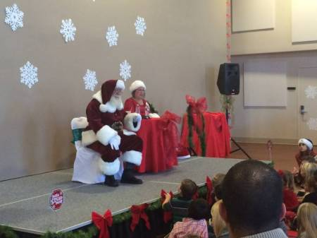 Breakfast with Santa 2014 3