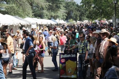 2015 Santa Clarita Cowboy Festival 10
