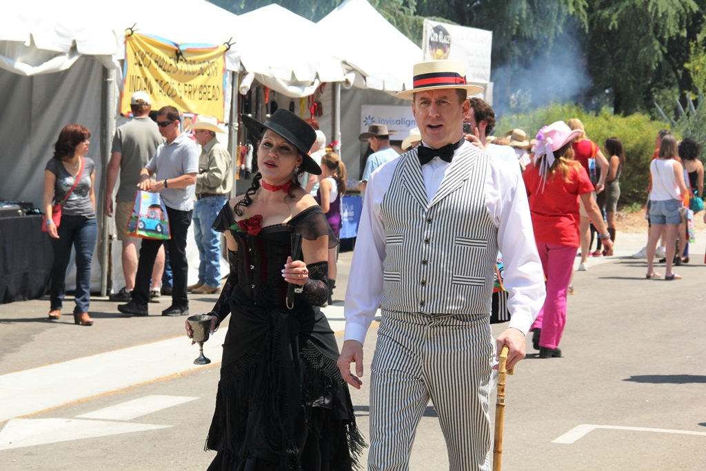 2015 Santa Clarita Cowboy Festival 13