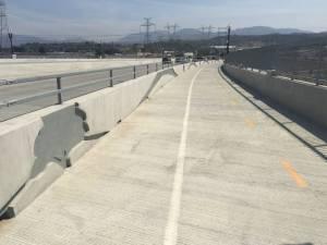 Cross Valley Connector Fallen Warriors Bridge Painting Project 2
