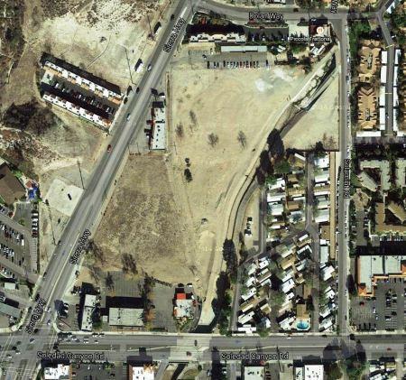 Google Map Future CCCC Site