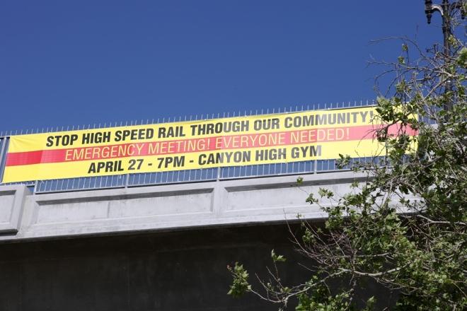 High Speed Rail Banner HSR (3)