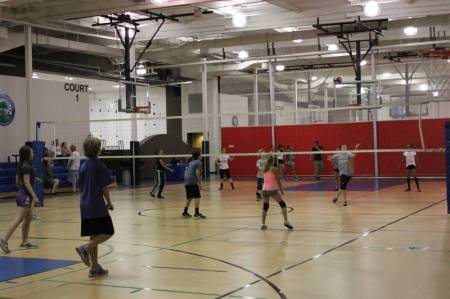 Youth Sports Volleyball Open Run 2015 2