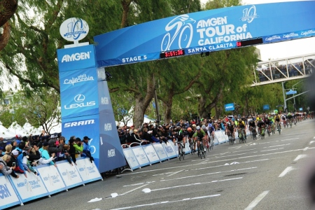 Amgen Tour of California Stage 5 Finish 2015_0239
