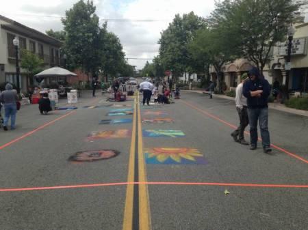 ArtSlam Chalk OTN 1